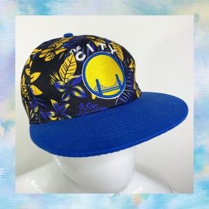 NBA Golden State Warriors Snapback Hat